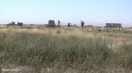 Ağdamın Şuraabad kəndi - VİDEO