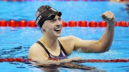 Tokio-2020: ABŞ idmançısı Olimpiadada 7 qızıl medal aldı - VİDEO