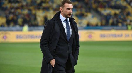 Andrey Şevçenko Ukrayna millisi ilə sağollaşdı - Klub karyerasına START?