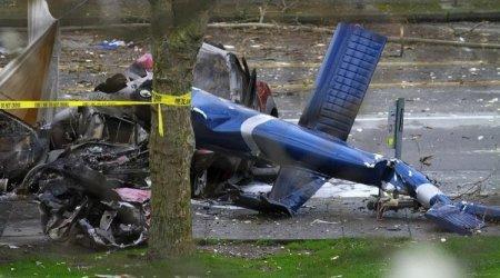 ABŞ-da helikopter qəzası: Ölənlər var