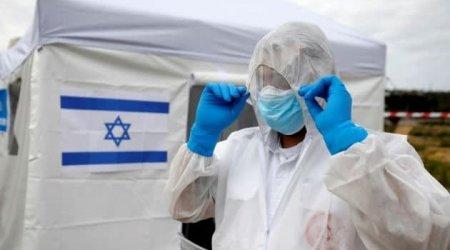 İsraildə koronavirusa daha 7 445 nəfər yoluxdu