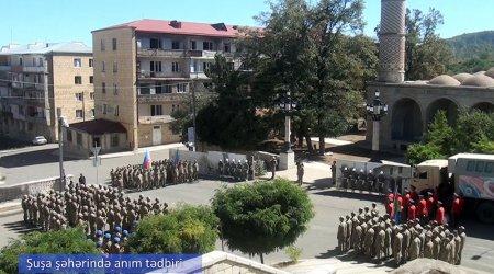 Müdafiə Nazirliyi həftəlik icmalını təqdim etdi - VİDEO