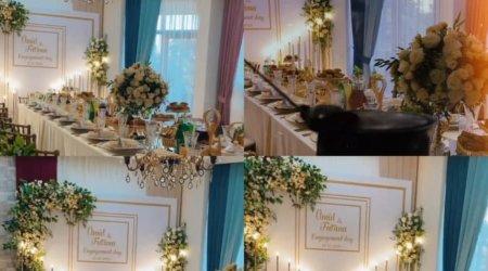 Alim Qasımovun nəvəsi nişanlandı - FOTO