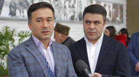 """Cabir və Tahir İmanov qardaşları """"Tərəqqi"""" medalı aldı"""