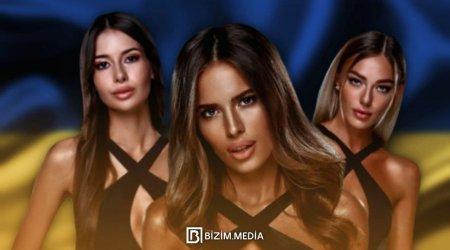 """""""Miss Ukrayna""""nın builki finalçıları gözəlliyi ilə HEYRAN ETDİ – FOTO"""
