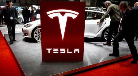 """""""Tesla""""nın səhmlərində yeni rekord qeydə alındı"""
