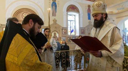 Ata Aleksi Bakı Yeparxiya İdarəsinin katibi təyin edildi - Rusiya Patriarxının FƏRMANI