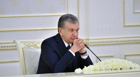 Özbəkistanda prezident seçkisinin qalibi açıqlandı
