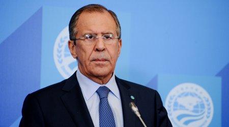 Rusiya ilə NATO-nun heç bir əlaqəsi yoxdur - Lavrov